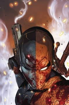 DEATHSTROKE TP 01 THE PROFESSIONAL (REBIRTH)