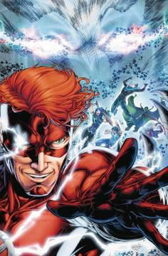 TITANS TP 01 THE RETURN OF WALLY WEST