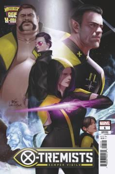 AGE OF X-MAN X-TREMISTS