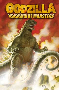 GODZILLA KINGDOM OF MONSTERS TP