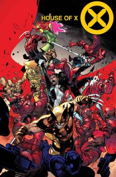 HOUSE OF X - #4
