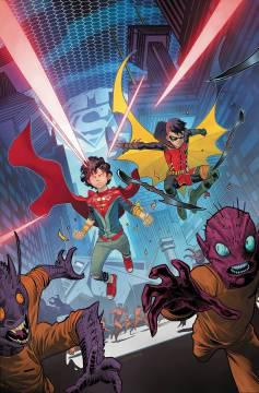 ADVENTURES OF THE SUPER SONS TP 02 LITTLE MONSTERS