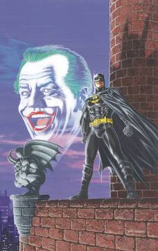 BATMAN THE 1989 MOVIE ADAPTATION HC DLX ED