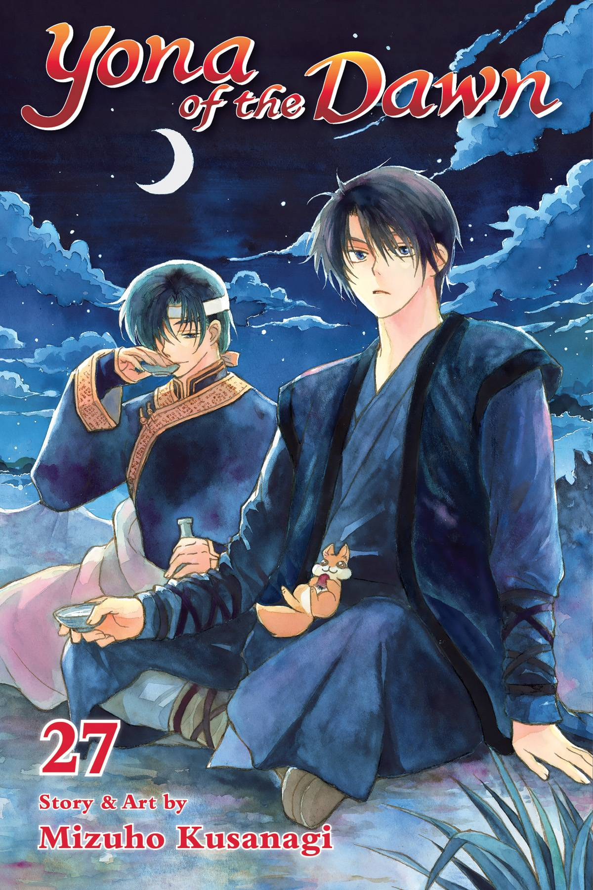 YONA OF THE DAWN GN 27