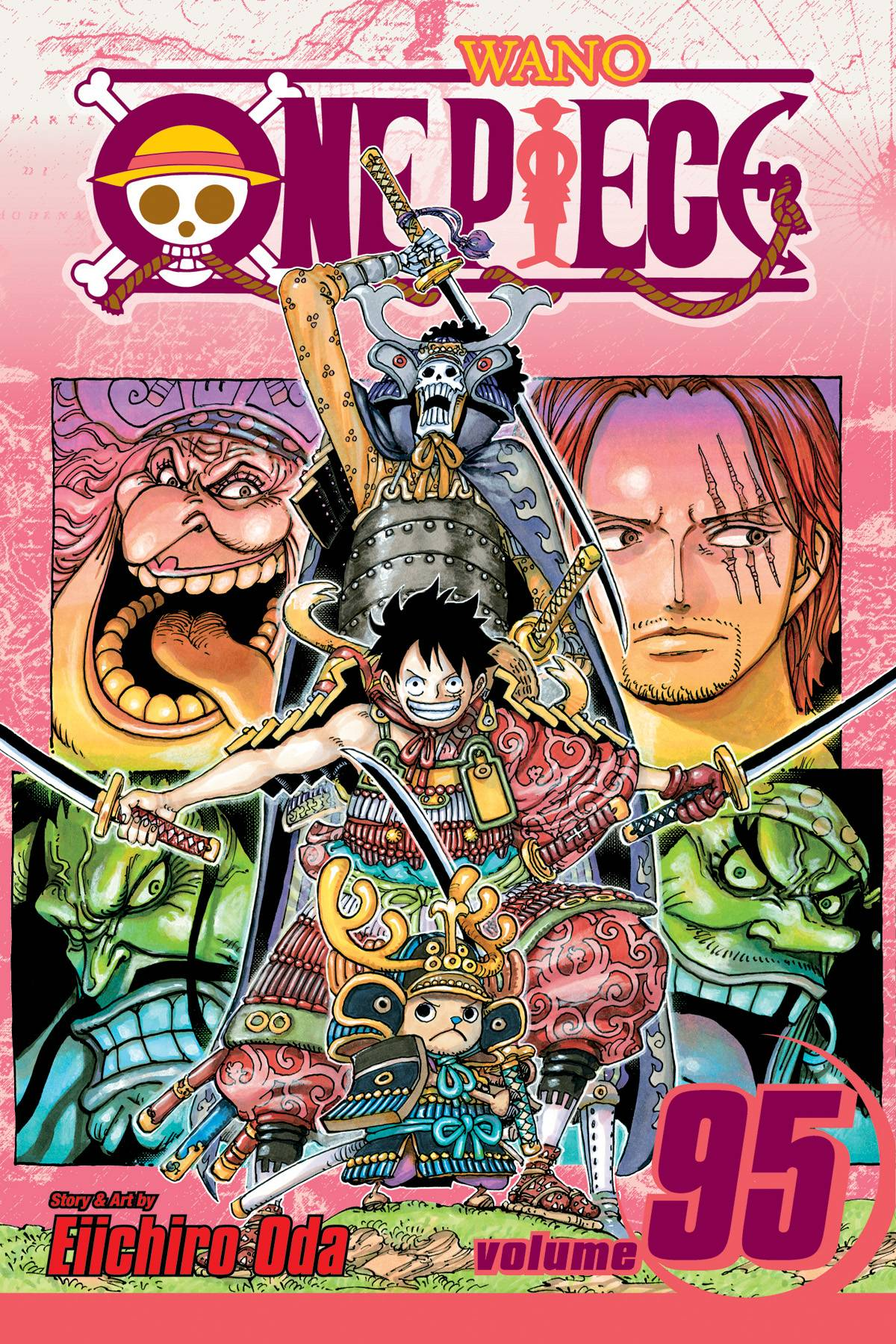 ONE PIECE GN 95