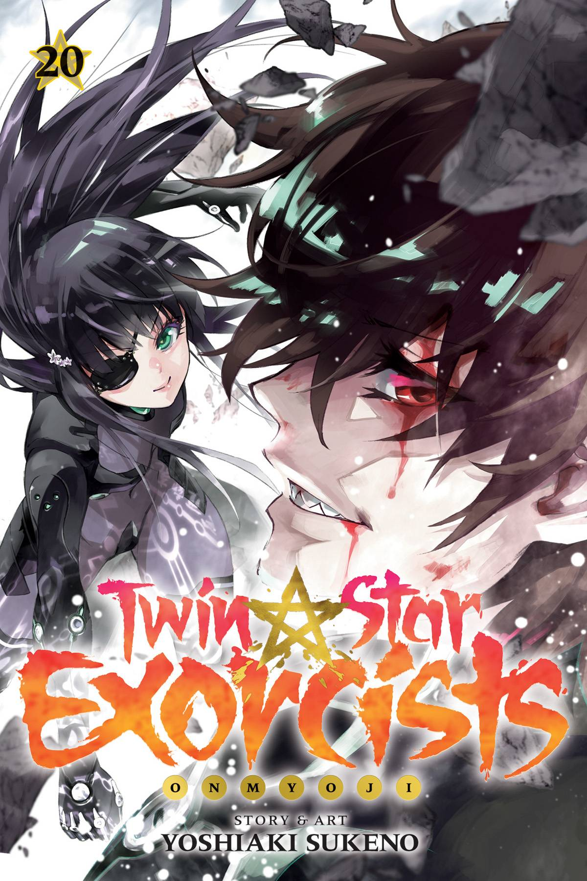 TWIN STAR EXORCISTS GN 20