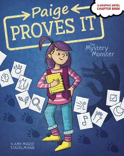 PAIGE PROVES IT HC CHAPTER BOOK MYSTERY MONSTER