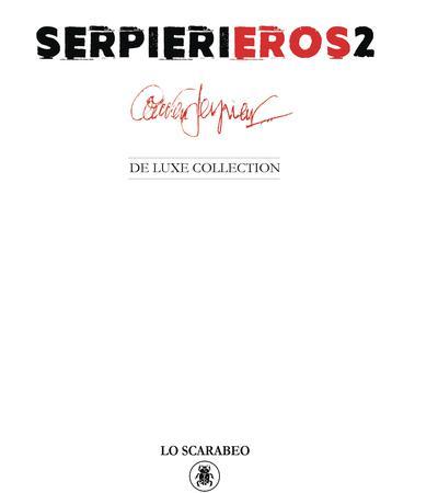 SERPIERI EROS II BILINGUAL COLLECTION