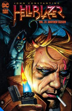 HELLBLAZER TP 25 ANOTHER SEASON