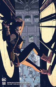 BATMAN CATWOMAN SPECIAL (ONE SHOT)