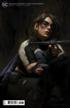 BATMAN SECRET FILES HUNTRESS (ONE SHOT)