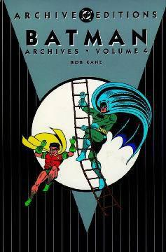 BATMAN ARCHIVES HC 04
