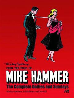 MICKEY SPILLANE FROM FILES OF MIKE HAMMER HC 01