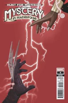 HUNT FOR WOLVERINE MYSTERY MADRIPOOR