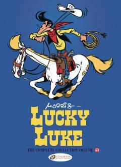 LUCKY LUKE COMPLETE COLL HC 02