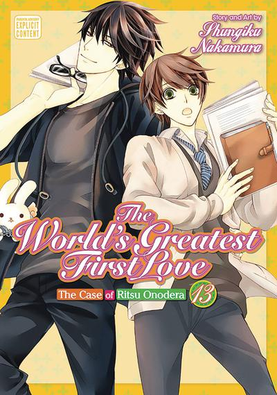 WORLDS GREATEST FIRST LOVE GN 13