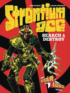 STRONTIUM DOG SEARCH AND DESTROY HC