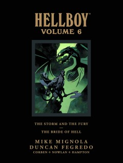 HELLBOY LIBRARY HC 06 STORM FURY BRIDE HELL