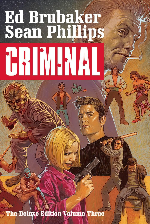CRIMINAL DLX ED HC 03