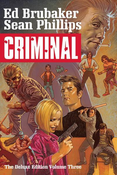 CRIMINAL DELUXE ED HC 03