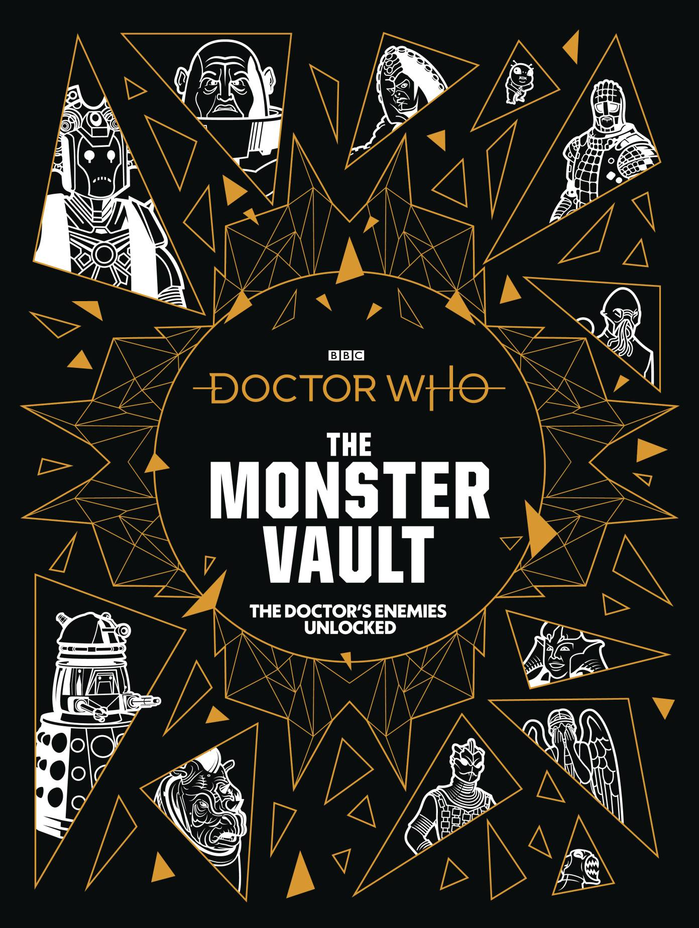 DOCTOR WHO MONSTER VAULT HC