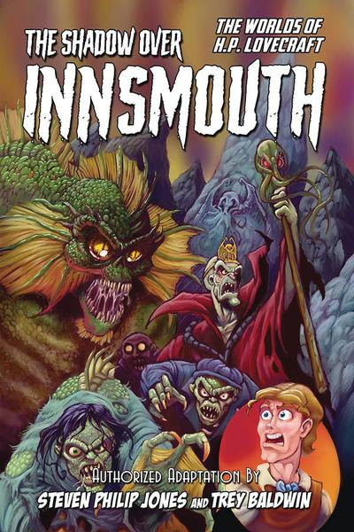 HP LOVECRAFT SHADOW OVER INNSMOUTH TP