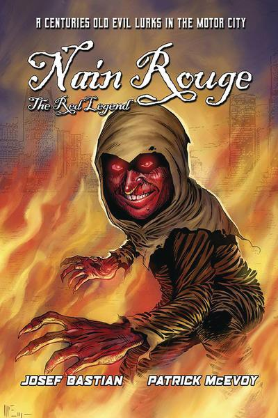 NAIN ROUGE RED LEGEND TP