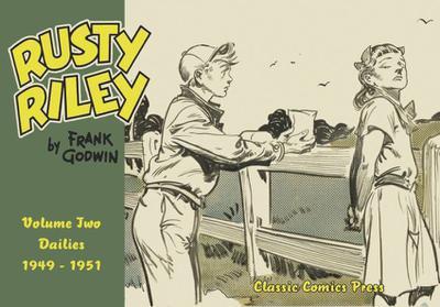 RUSTY RILEY DAILIES HC 02 1949-1951