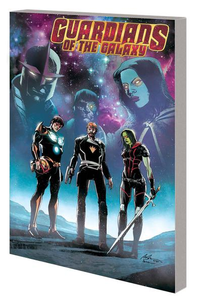 GUARDIANS OF THE GALAXY BY EWING TP 02 HERE WE MAKE OUR
