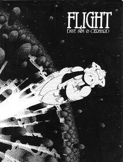 CEREBUS TP 07 MOTHERS & DAUGHTERS I FLIGHT