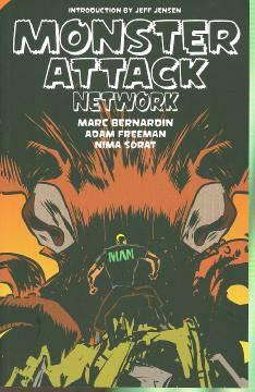 MONSTER ATTACK NETWORK GN