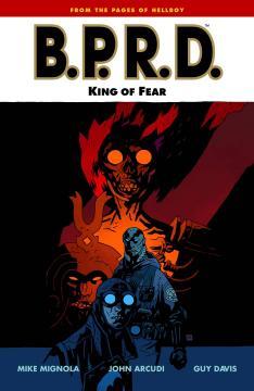 BPRD TP 14 KING OF FEAR