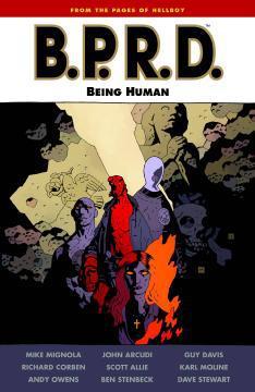 BPRD TP 15 BEING HUMAN