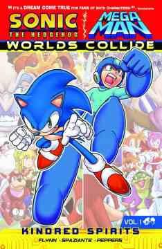 SONIC MEGA MAN WORLDS COLLIDE TP 01