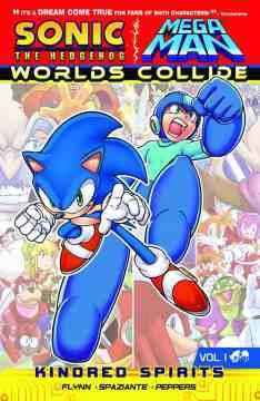 SONIC MEGA MAN WORLDS COLLIDE TP 01