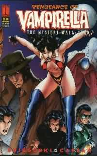 VENGEANCE OF VAMPIRELLA (0-25)