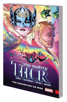 MIGHTY THOR TP 03 ASGARD SHIAR WAR