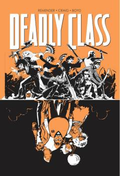 DEADLY CLASS TP 07 LOVE LIKE BLOOD