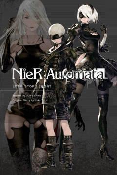 NIER AUTOMATA LONG STORY SHORT NOVEL SC 01