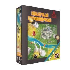 ATARI MISSILE COMMANDER GAME