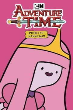 ADVENTURE TIME PRINCESS BUBBLEGUM TP