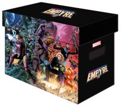 MARVEL GRAPHIC COMIC BOXES EMPYRE