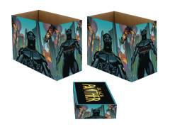MARVEL PANTHER NATION 5PK SHORT COMIC STORAGE BOX