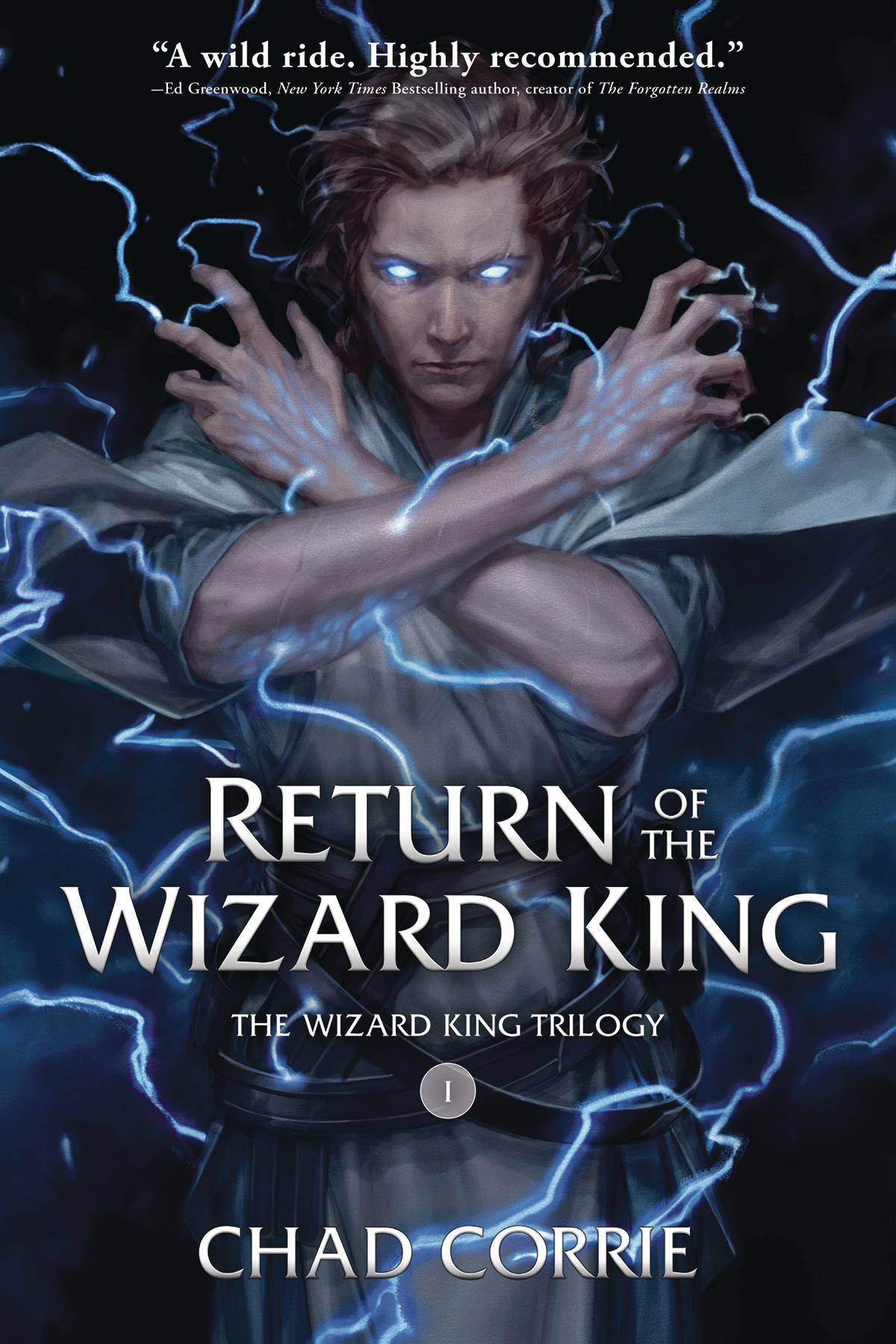 RETURN OF THE WIZARD KING TP 01 PROSE NOVEL