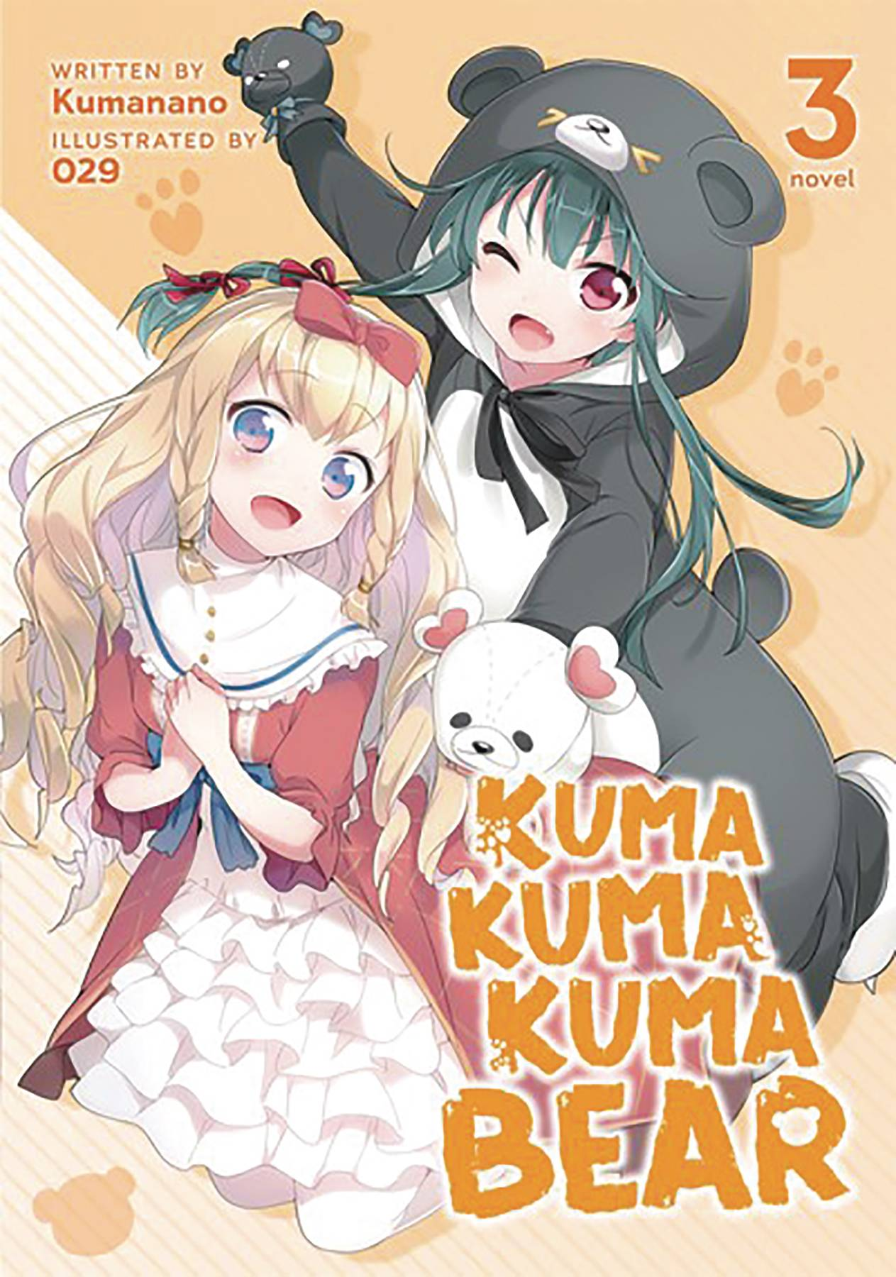 KUMA KUMA KUMA BEAR NOVEL SC 03