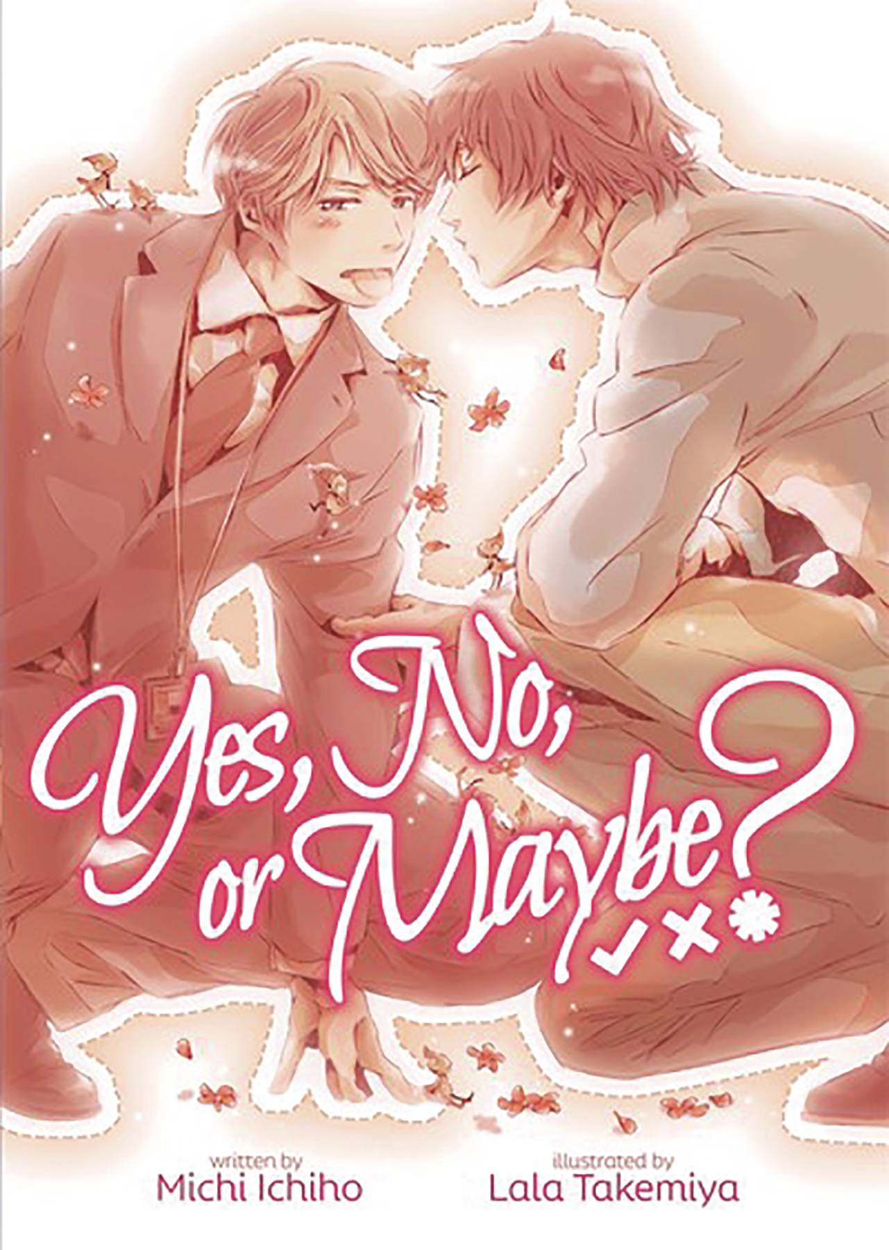 YES NO OR MAYBE LIGHT NOVEL
