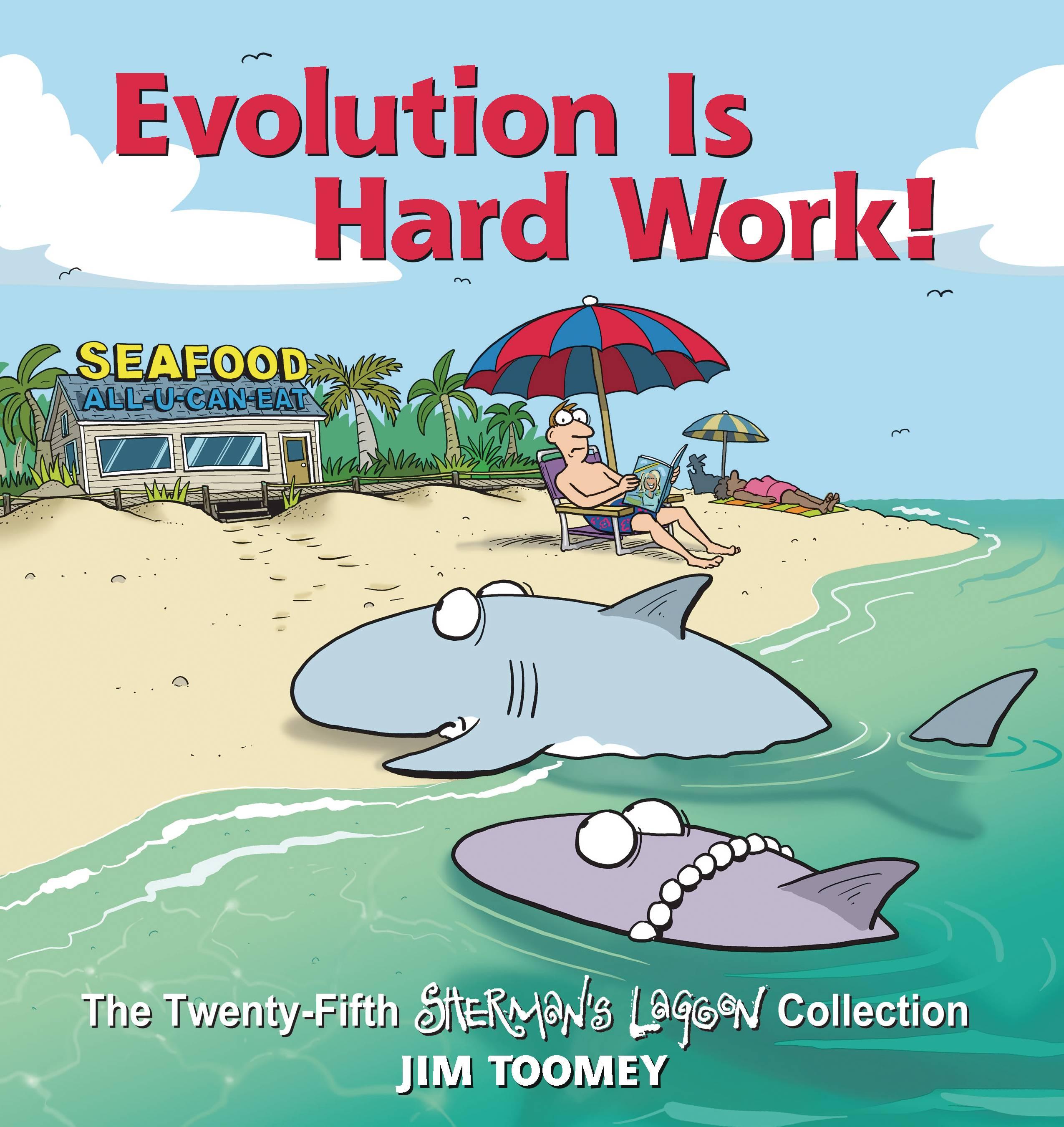 SHERMANS LAGOON EVOLUTION IS HARD WORK TP