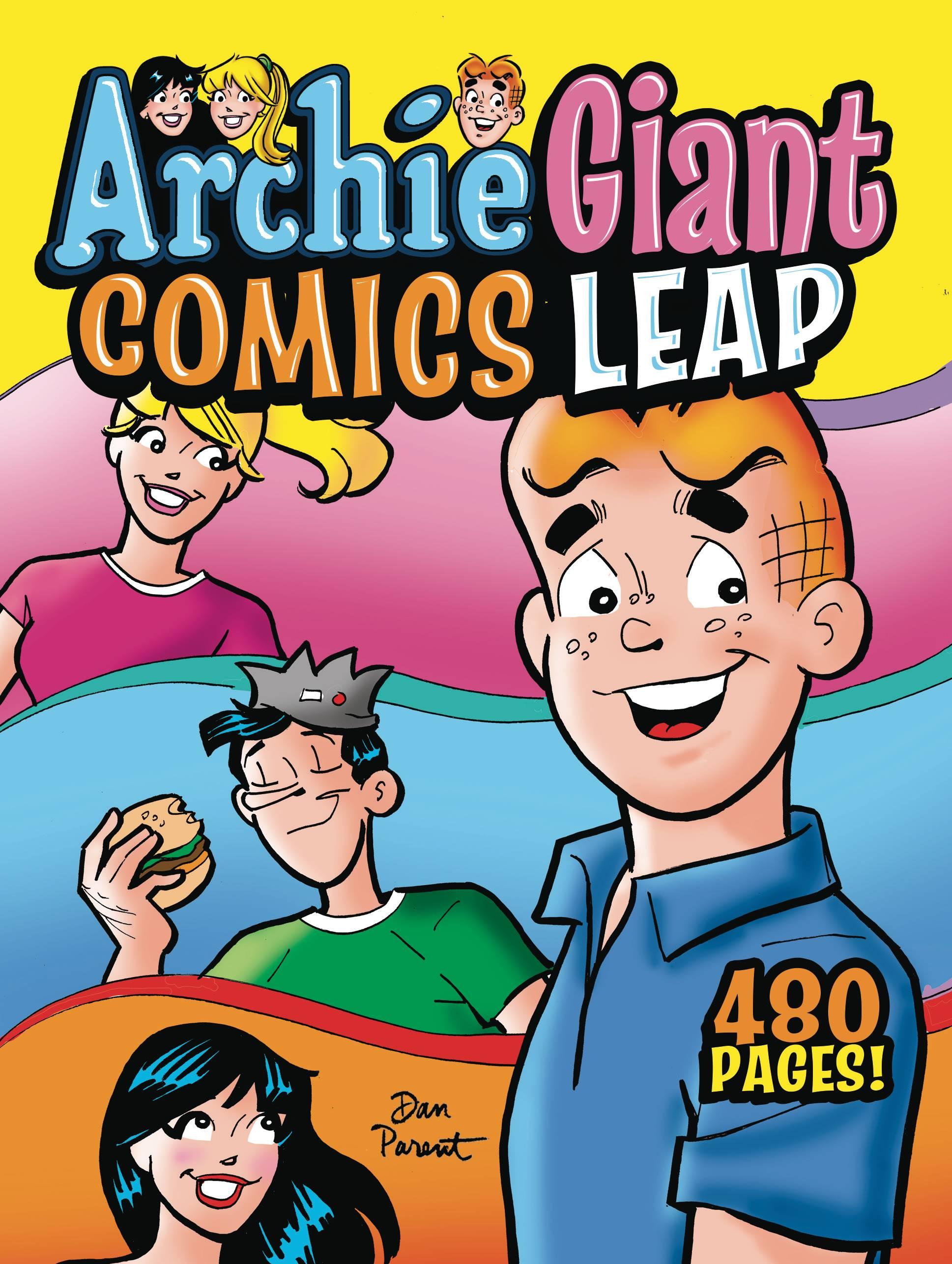 ARCHIE GIANT COMICS LEAP TP