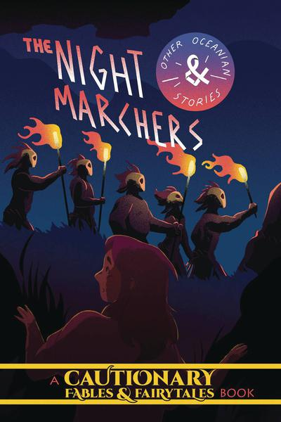 NIGHT MARCHERS & OTHER OCEANIAN TALES TP