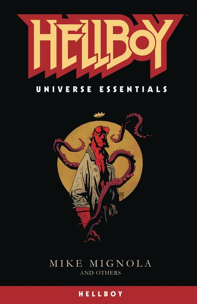 HELLBOY UNIVERSE ESSENTIALS HELLBOY TP